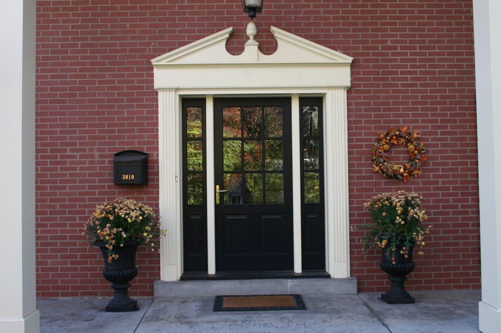 Kolbe Aluminum Clad Wood Door Sidelights Yelp