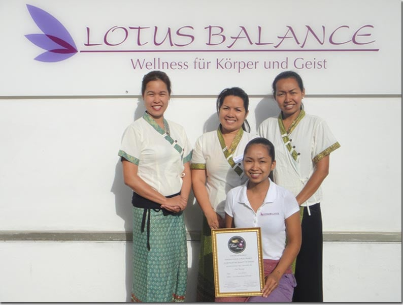 lotus thai massage massage i hillerød
