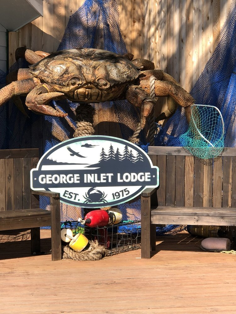 George Inlet Lodge: 11728 S Tongass Hwy, Ketchikan, AK