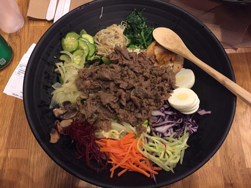 En hakkore 340 foto cucina coreana bucktown for Cucina coreana