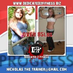 Dedicated 2 Fitness - 718 Alfred Noble Dr, Hercules, CA