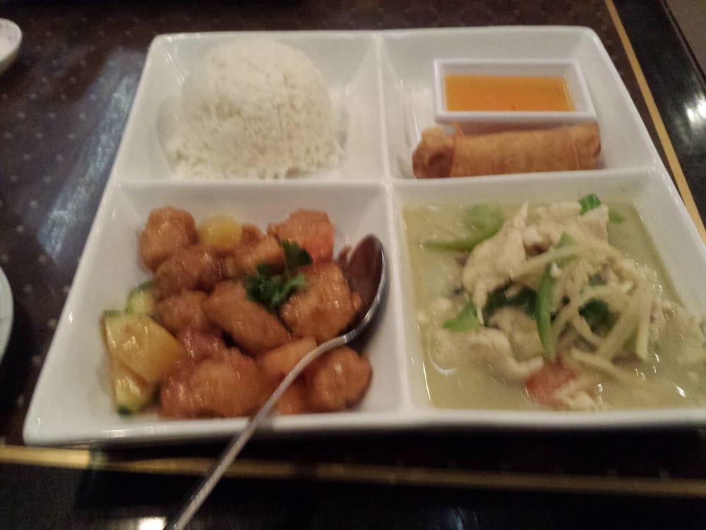 Thai Town Restaurant Fredericksburg Va