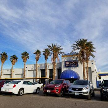 Fox Rent A Car Vegas Reviews