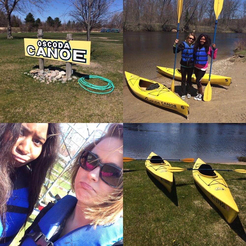 Oscoda Canoe Rental: 678 W River Rd, Oscoda, MI