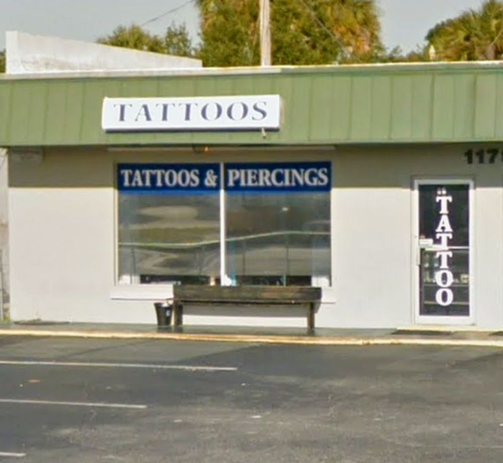 M'Ink House Tattoo Company: 1179 Old Dixie Hwy, Vero Beach, FL