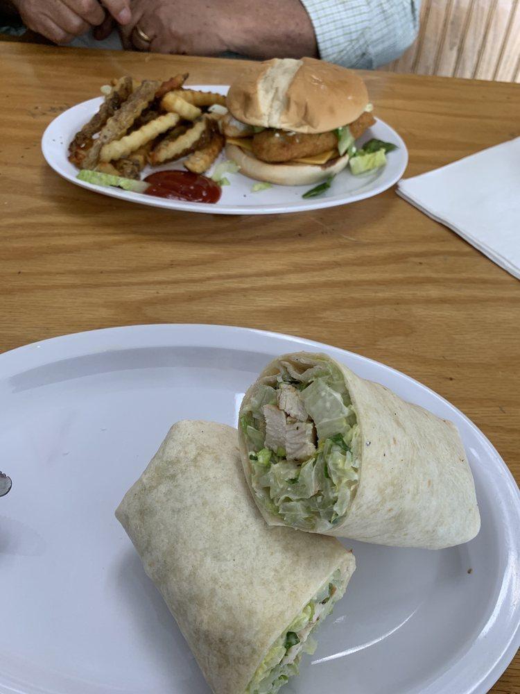 Park 112 Cafe: 112 SE Park St, Okeechobee, FL