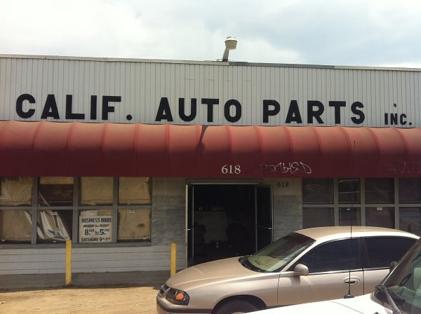 Modesto Auto Wreckers >> California Auto Parts Auto Dismantlers 618 S 9th St