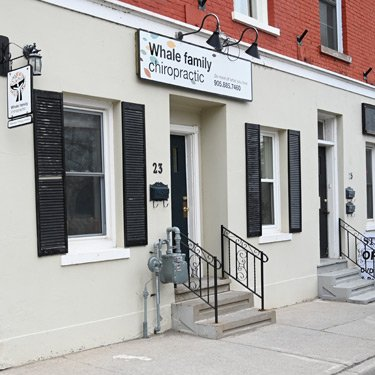 Whale Family Chiropractic | 23 Queen St, Port Hope, ON L1A 2Y8 | +1 905-885-7460