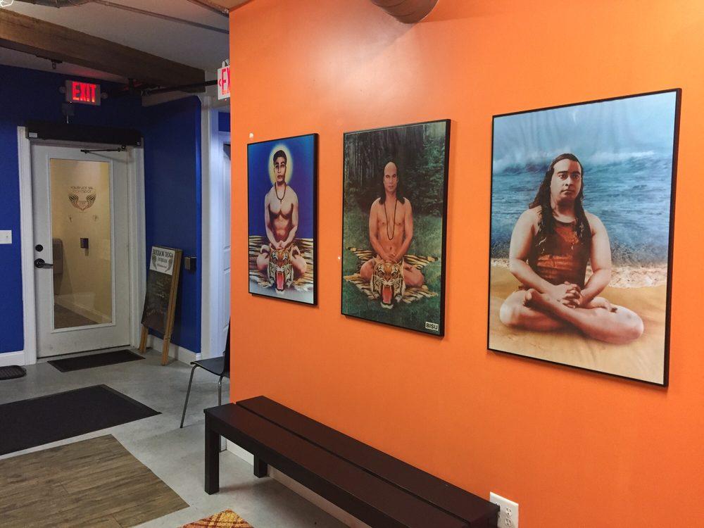 Social Spots from Bikram Yoga Durham