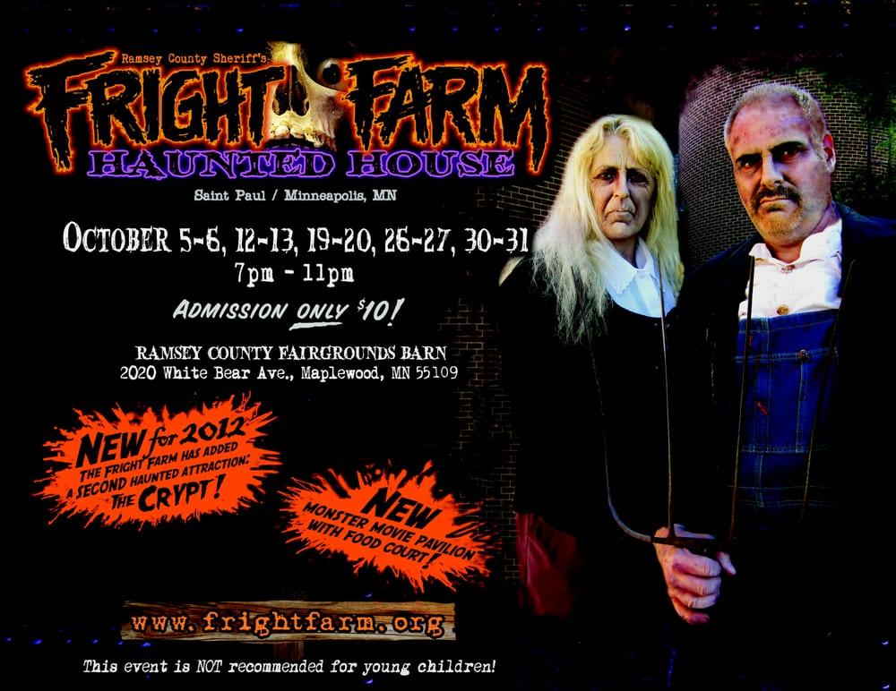 Fright Farm Haunted House