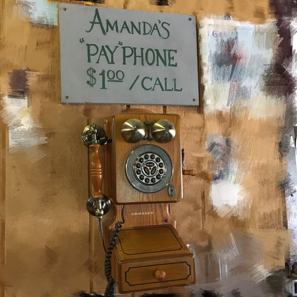 Amanda's Jemez Mountain Country Store: 38724 Hwy 126, Jemez Springs, NM