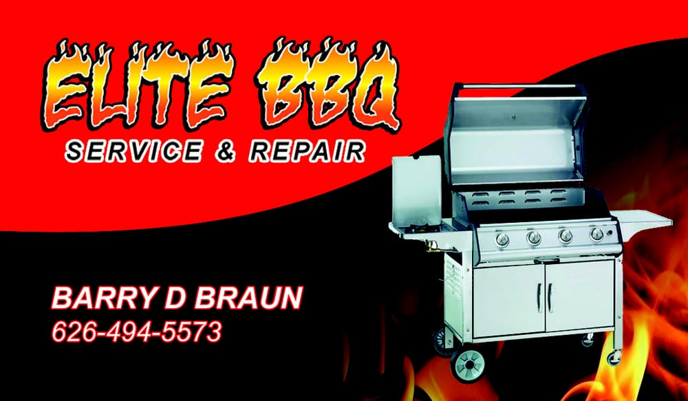 Elite BBQ Service & Repair: Azusa, CA
