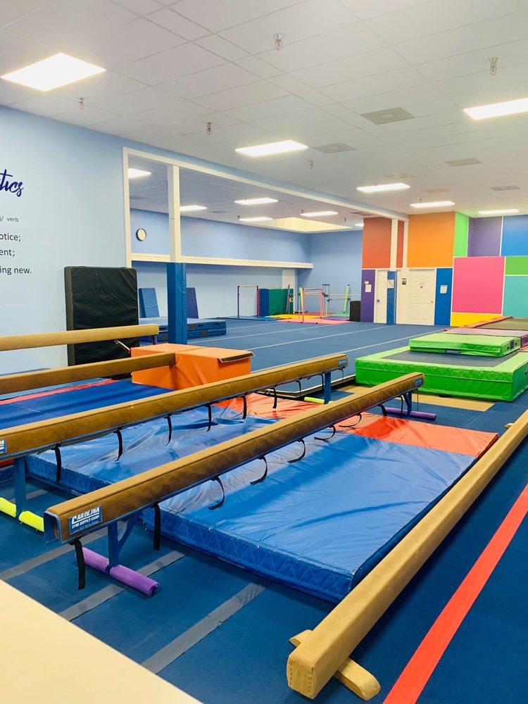 Emerge Gymnastics: 500 Peterson Dr, Lumberton, NC