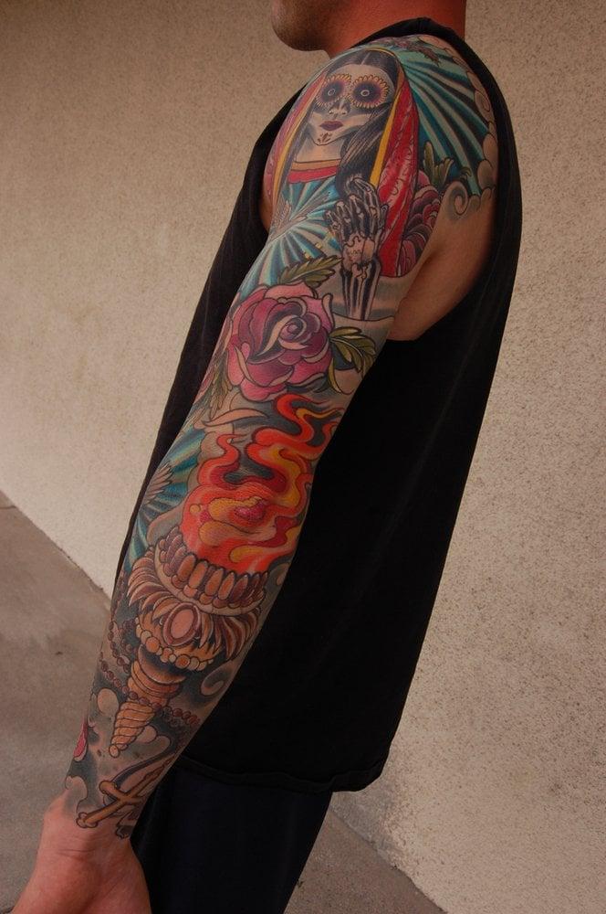 Studio 21 tattoo gallery las vegas nv yelp tattoo design for Best tattoo shops in vegas