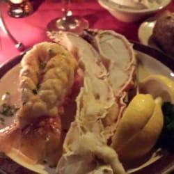 Photo Of Bentley S Restaurant Lake Ozark Mo United States Lobster Crab Combo