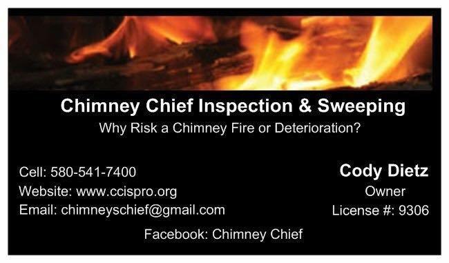 Chimney Chief: Edmond, OK
