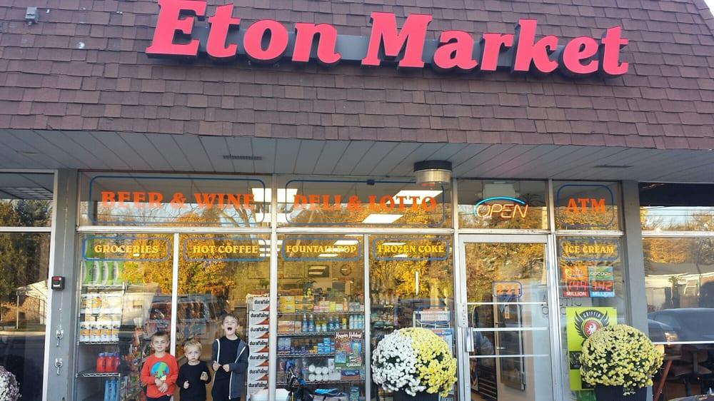 Eton Market