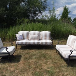 Photo Of A+ Furniture Upholstery   Solon, OH, United States. Outdoor  Cushions And