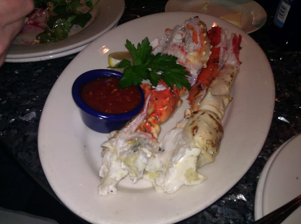 Fresh alaskan king crab legs yelp for Tin fish tinley park