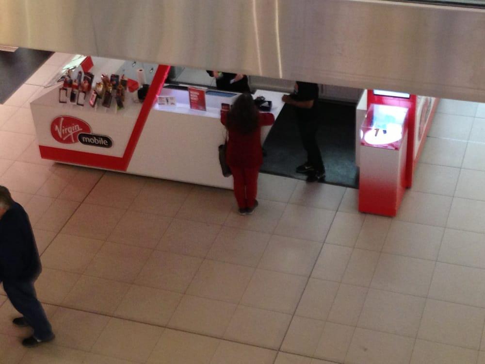 Second photo of Virgin Mobile Mini Store - Eaton's Centre Toronto - Yelp