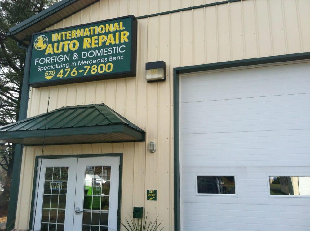 International Auto Repair: 2 Progress St, East Stroudsburg, PA
