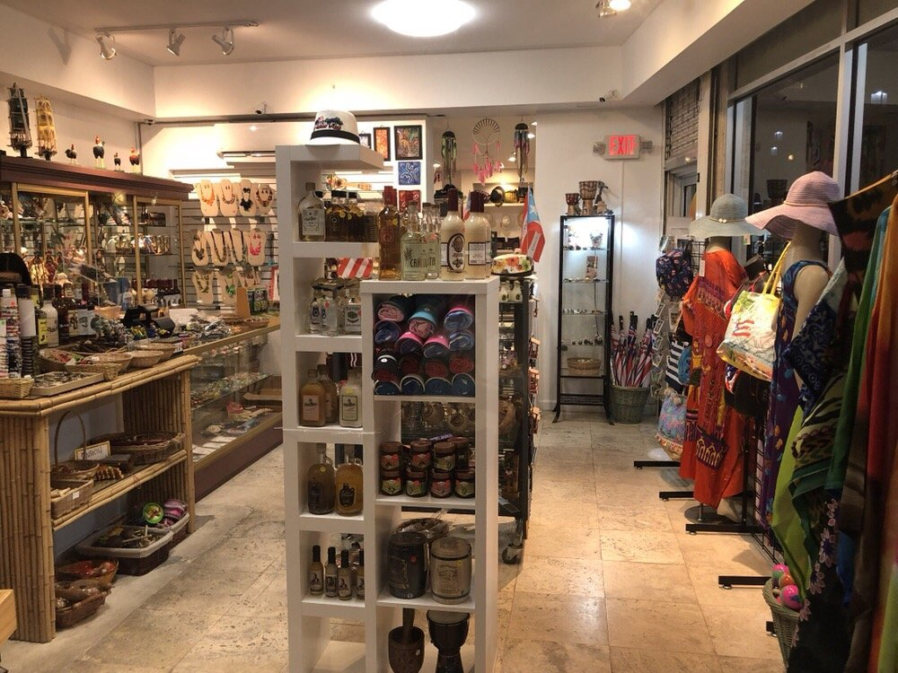 Puerto Rico Goodies: 1300 Ave. Ashford, San Juan, PR