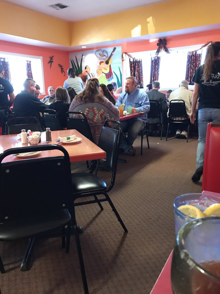 Pepino's Mexican Restaurant: 608 Woody Guthrie, Okemah, OK