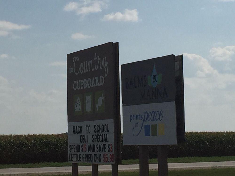 Country Cupboard: 24479 E 800 N Rd, Fairbury, IL