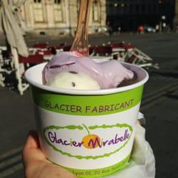 glacier mirabelle 12 avis glaces yaourts glac s 4 place des terreaux cordeliers lyon. Black Bedroom Furniture Sets. Home Design Ideas
