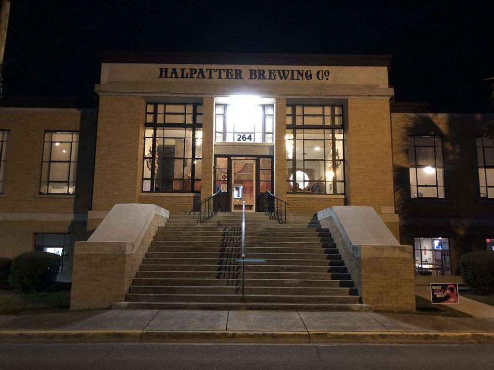 Halpatter Brewing: 264 NE Hernando Ave, Lake City, FL