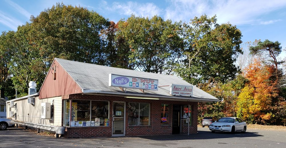 Social Spots from Neil's Donuts and Bake Shop