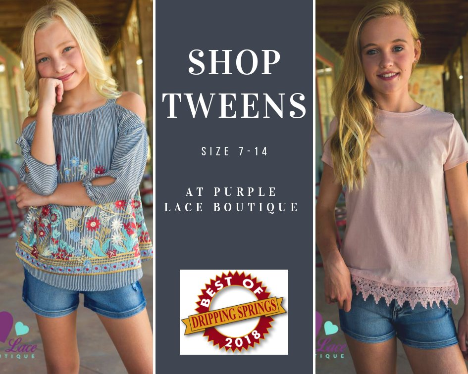 Purple Lace Boutique: 665 W 290 Inside Sophie's Garden Salon, Dripping Springs, TX