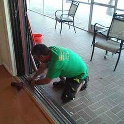 Photo of Andyu0027s Sliding Glass Door Maintenance - Marathon FL United States. Track & Andyu0027s Sliding Glass Door Maintenance - Door Sales/Installation ...