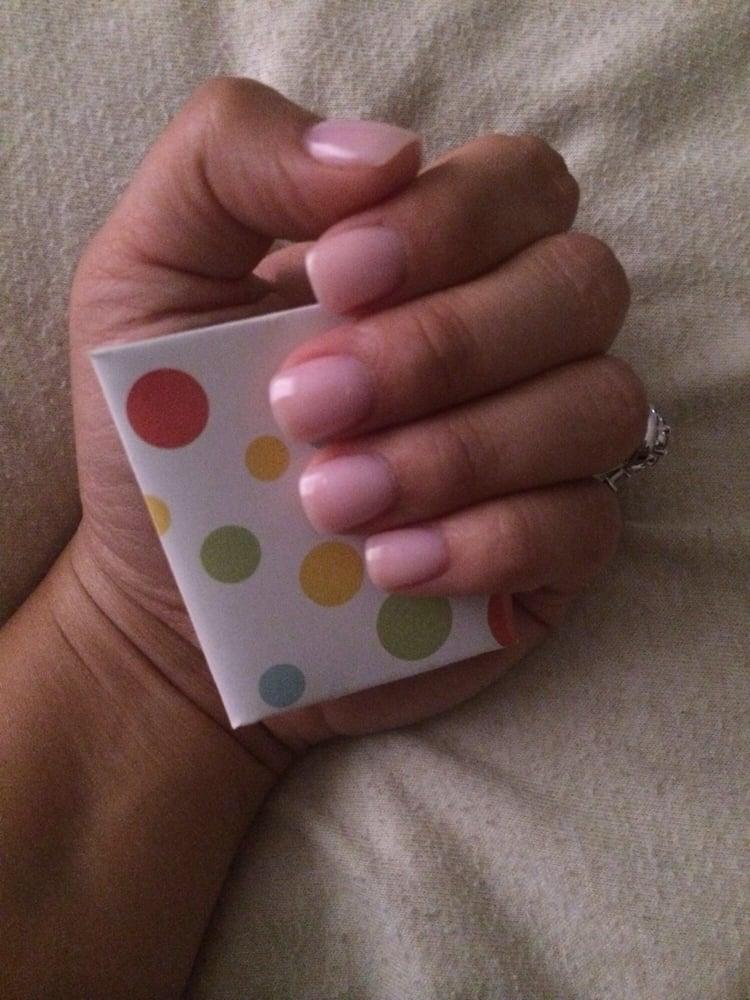Nexgen on natural nails - Yelp