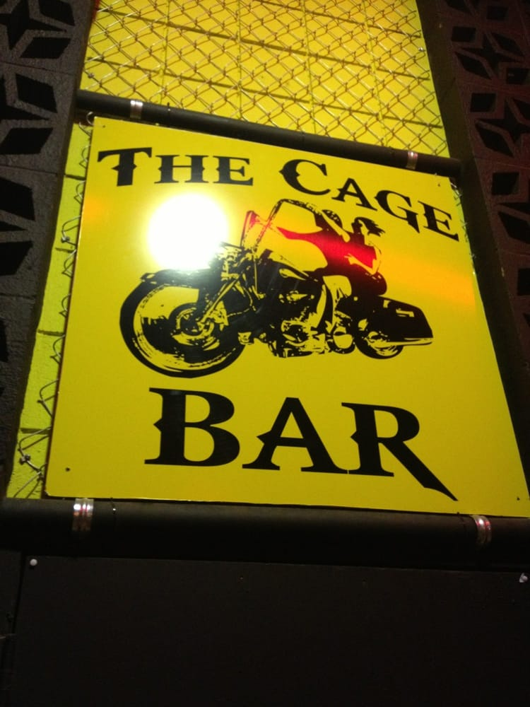 The Cage Bar
