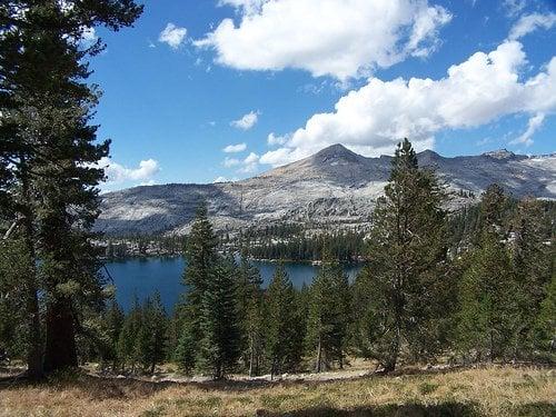 Lake of the woods hiking 3 echo lake trl echo lake for Echo lake ca cabine