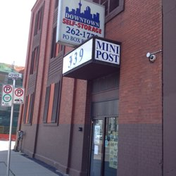 Photo Of Downtown Self Storage Calgary Ab Canada