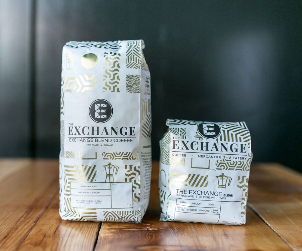 Social Spots from The Exchange Coffee, Mercantile, & Eatery