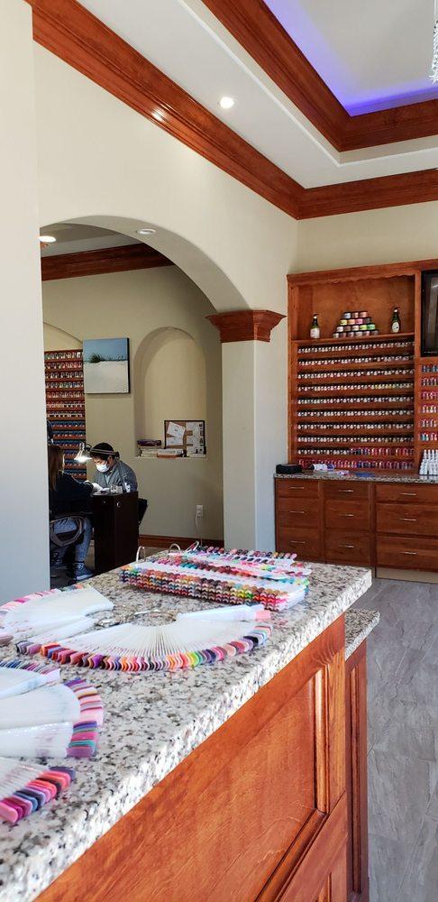 TNM Nail Salon & Spa: 3008 N 7th St, West Monroe, LA