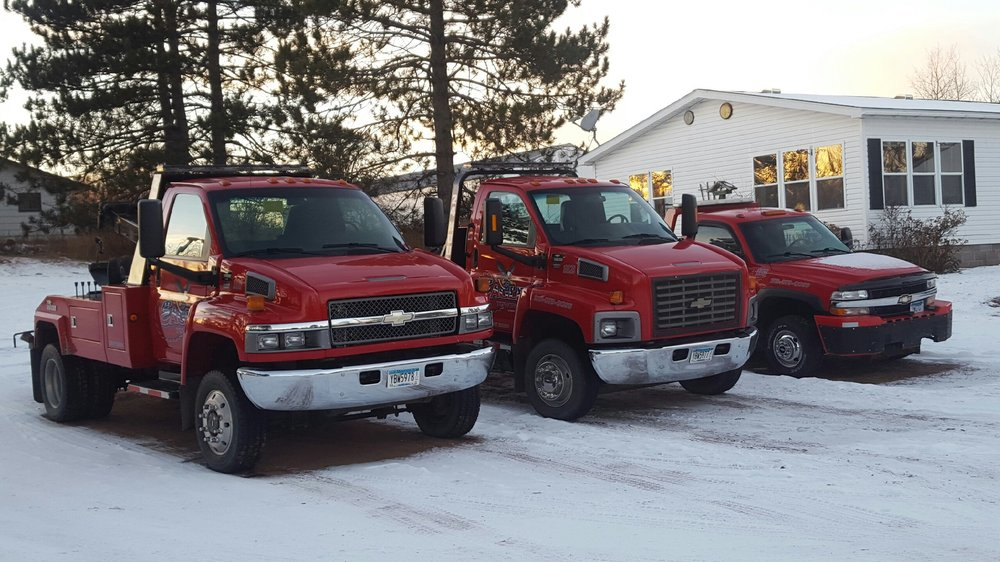 Eagle Towing: 2387 Hwy 210, Cloquet, MN