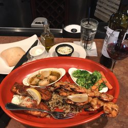 Photo Of O S Grille Knoxville Tn United States Seafood Platter With Extra