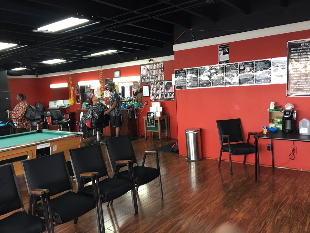 Ideal Cutz Barbershop - Palm Springs: 1973 S Congress Ave, Palm Springs, FL