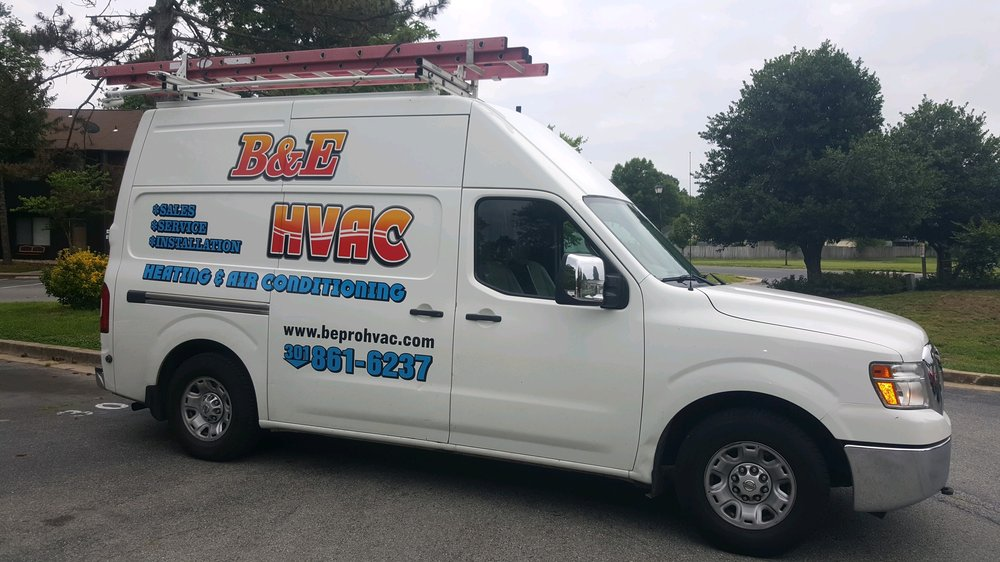 B & E Heating and Air: Laplata, MD