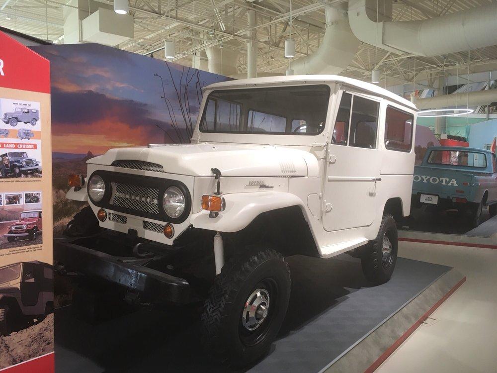 Toyota Motor Manufacturing Visitor Center