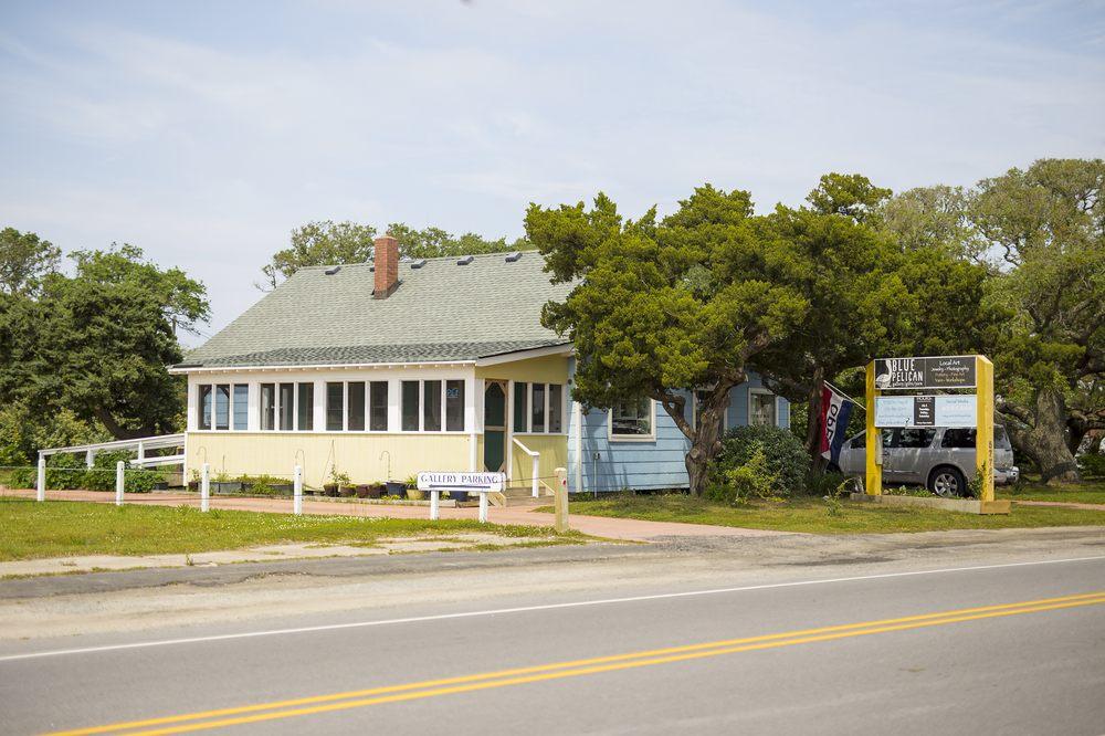 Blue Pelican Gallery Gifts & Yarn: 57762 Nc -12, Hatteras, NC