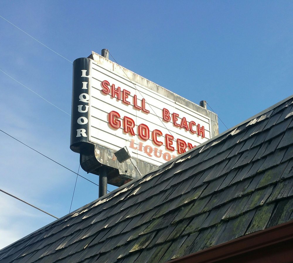 Shell Beach Market