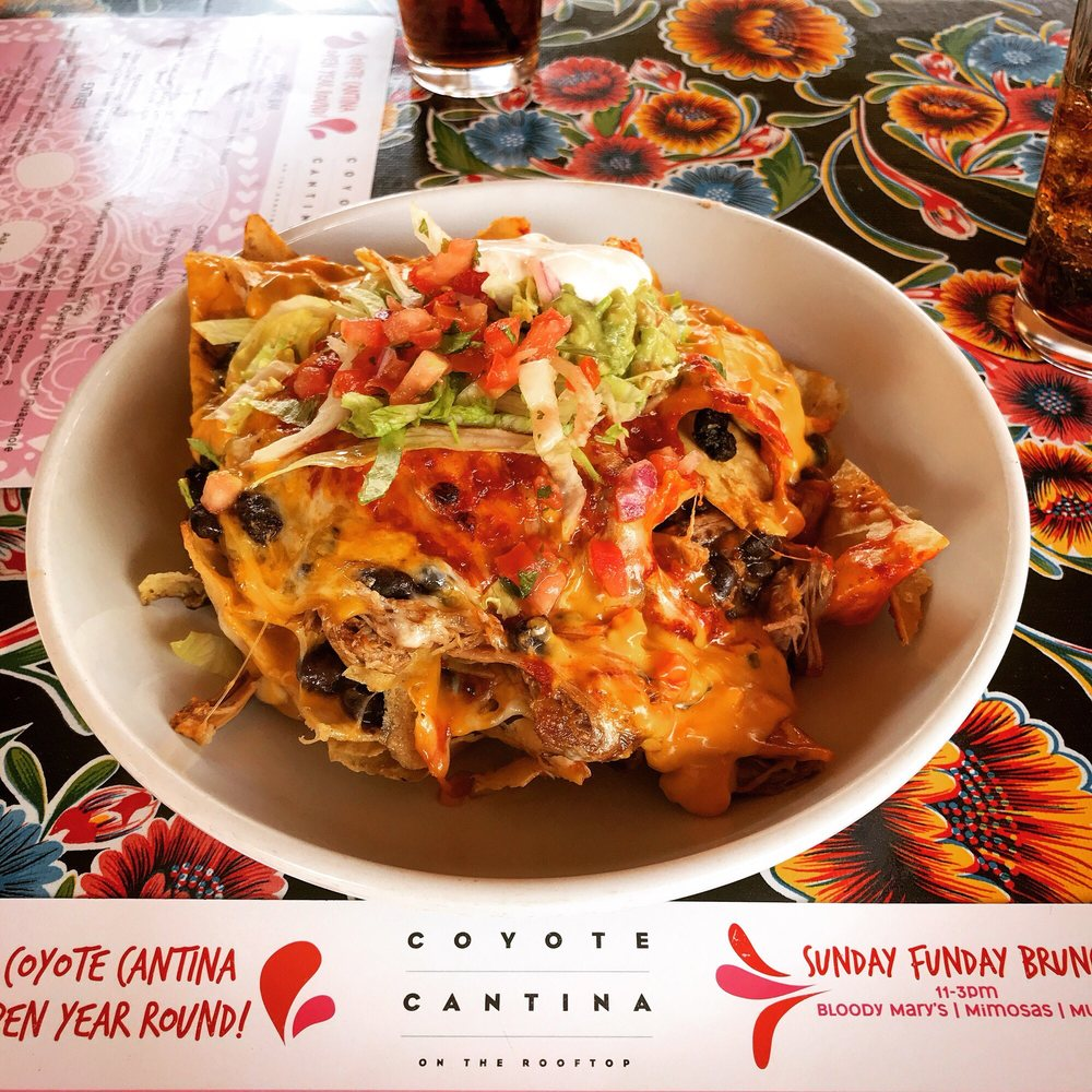 Coyote Cafe & Cantina