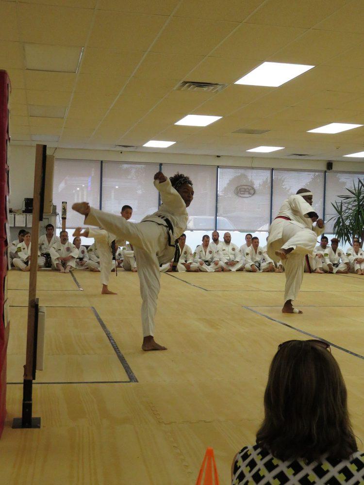 Master Gorino's Tae Kwon-Do: 839 Niagara Falls Blvd, Amherst, NY