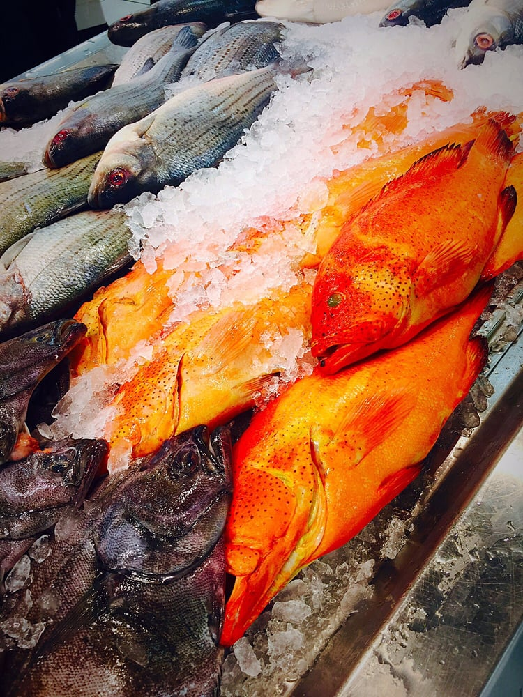Photos for seafood city supermarket yelp for Fish market sacramento