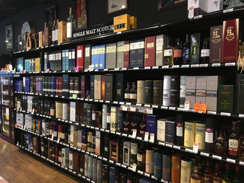 Tualatin Liquor Store: 19265 SW Martinazzi Ave, Tualatin, OR